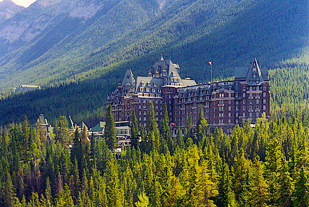 The Fairmont Banff Springs, a Canadian Rockies resort for 125 years
